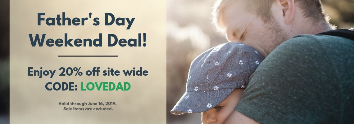 Father's Day Weekend Deal