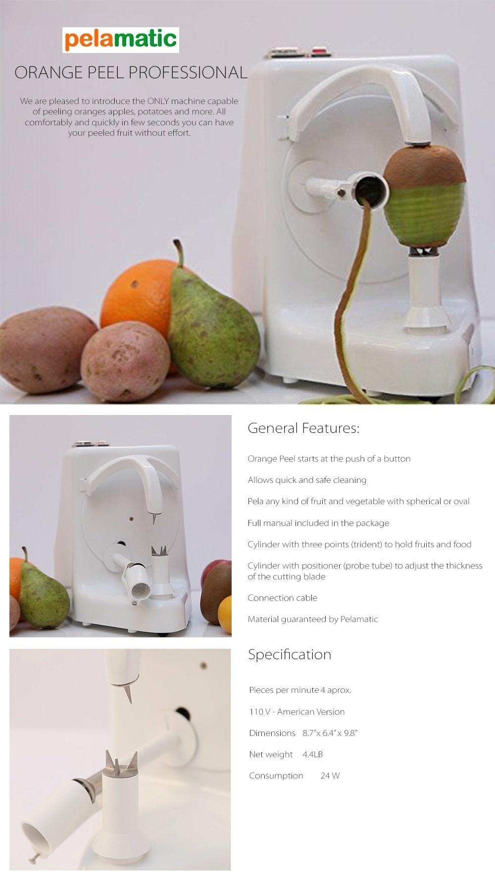 Orange Peel Professional Apollobox