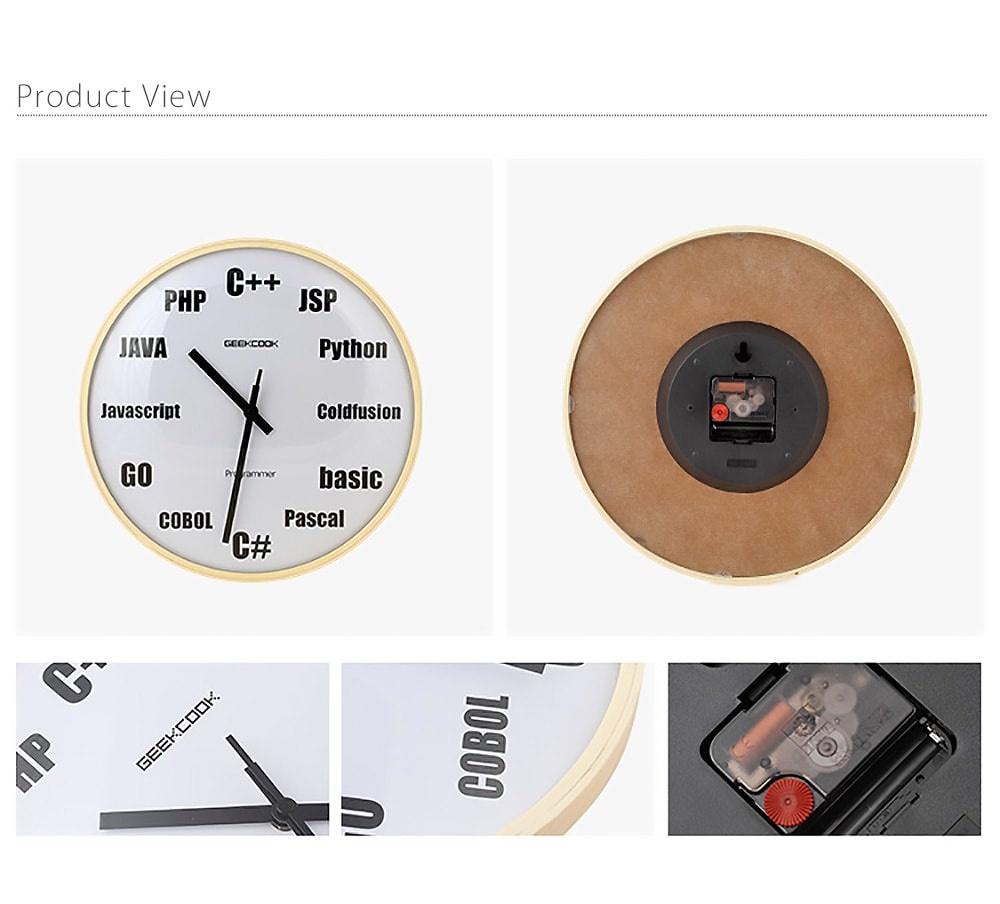 Programmer's Clock from Apollo Box