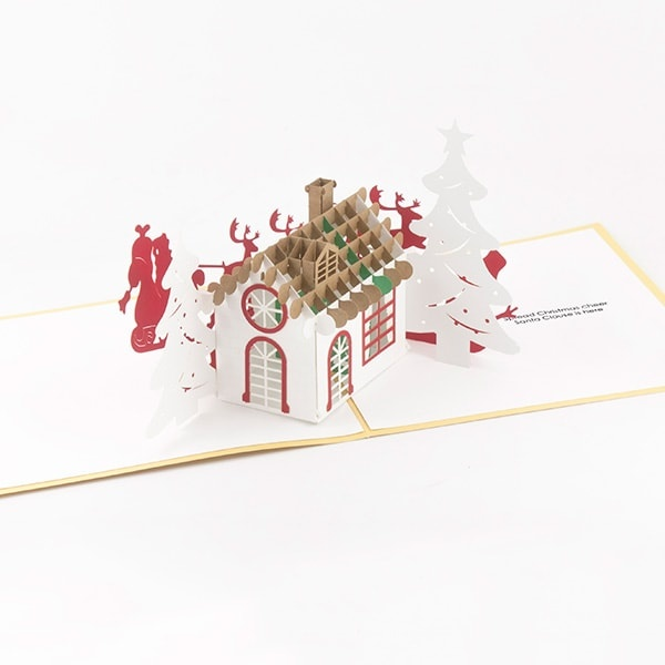 Paper Pop Cards - Holiday