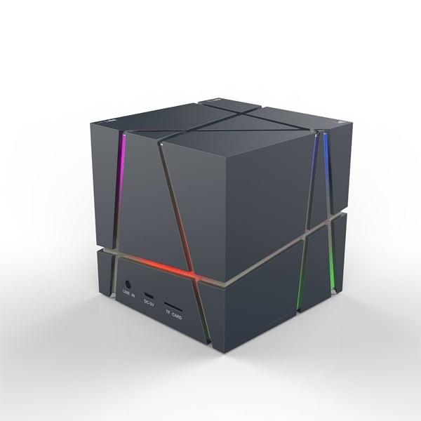 Allspark Cube Bluetooth Speaker from Apollo Box