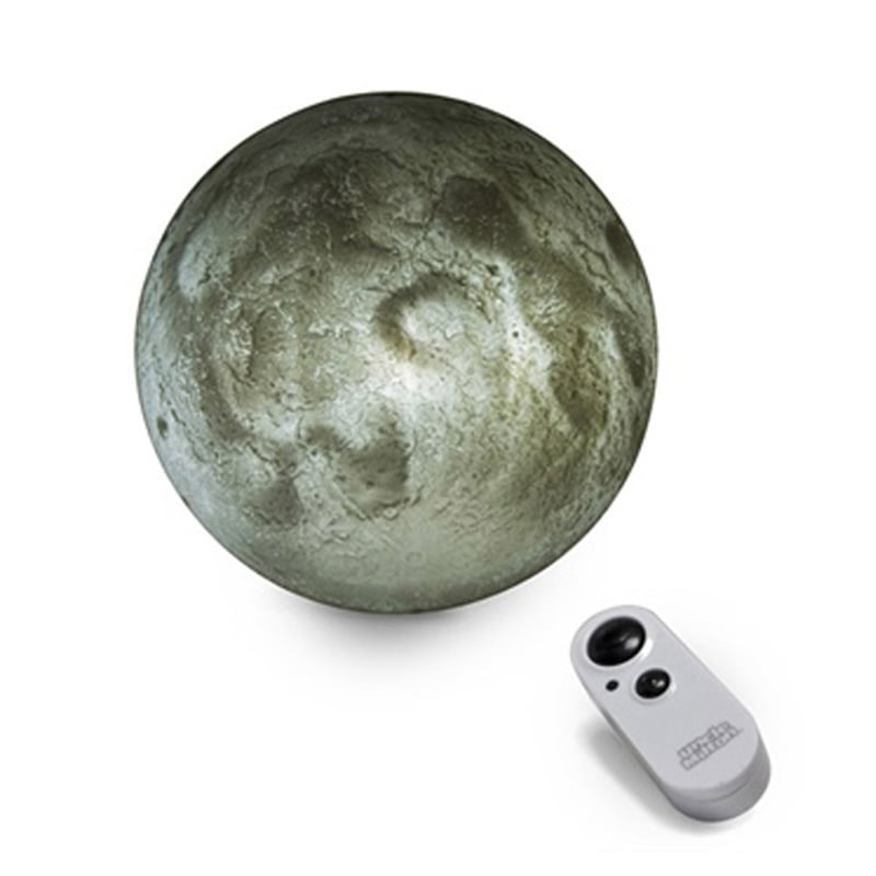 Remote Control Healing Moon Lamp
