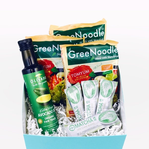INOpets.com Anything for Pets Parents & Their Pets Gift Box for Health Nuts: Healthy Living