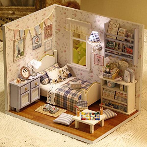 Miniature Dollhouse DIY Kit