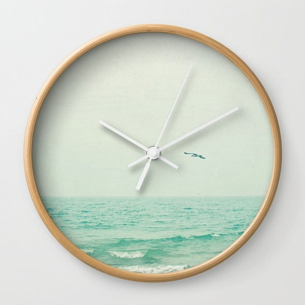 INOpets.com Anything for Pets Parents & Their Pets Wall Clock - Lone Bird