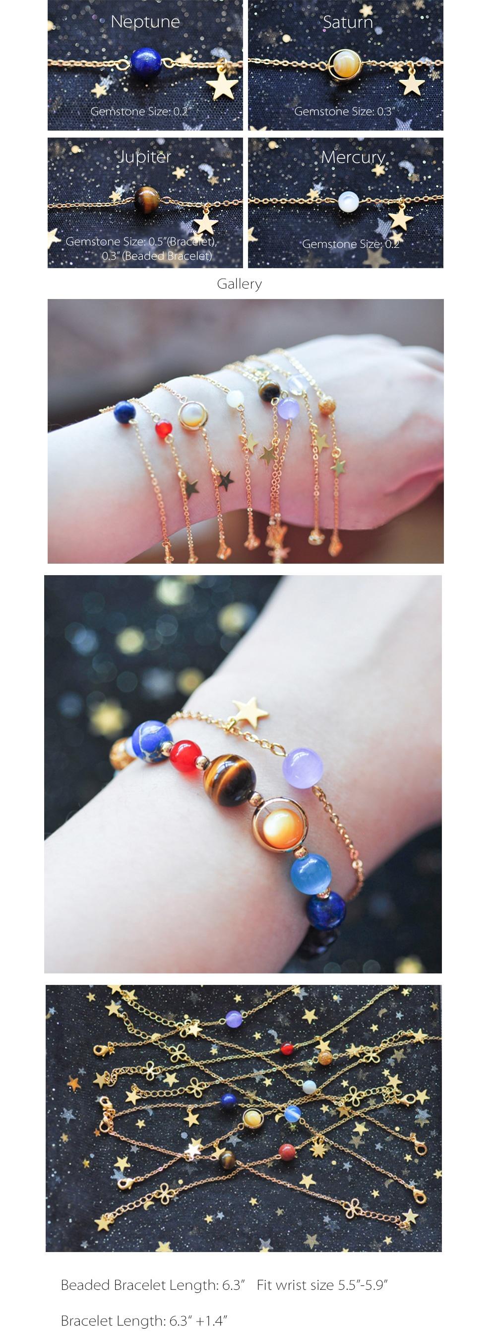 Universe Bracelet Handmade Items