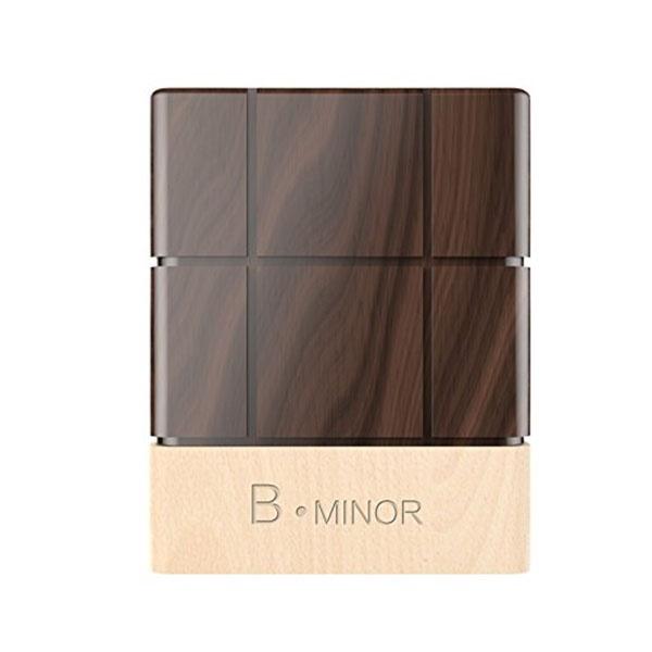 B-Minor & G-Minor Wooden Speakers