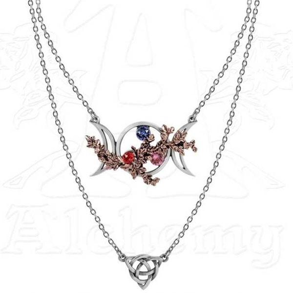Minnaloushe Necklace