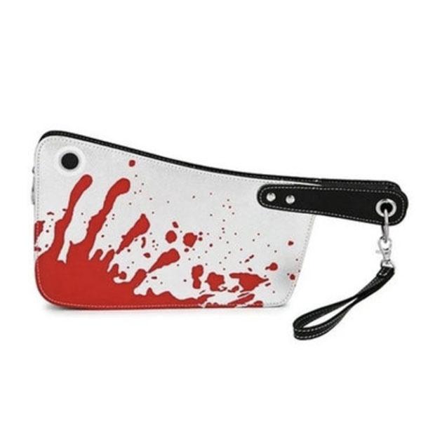 Bloody Butcher Knife Handbag