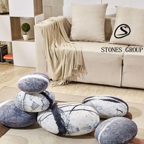 Decorative Stone Pillows Apollobox