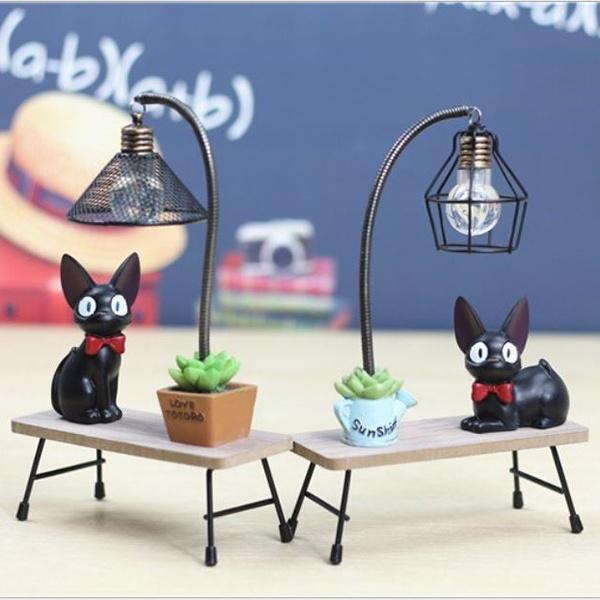 Little Kitty Lamp