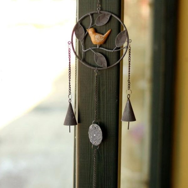 INOpets.com Anything for Pets Parents & Their Pets Bird Wind Chime