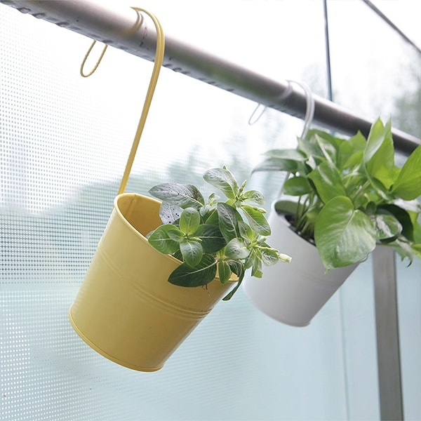 Product Thumbnail Image For Metal Bucket Planter