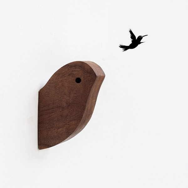 INOpets.com Anything for Pets Parents & Their Pets Hardwood Bird Hooks