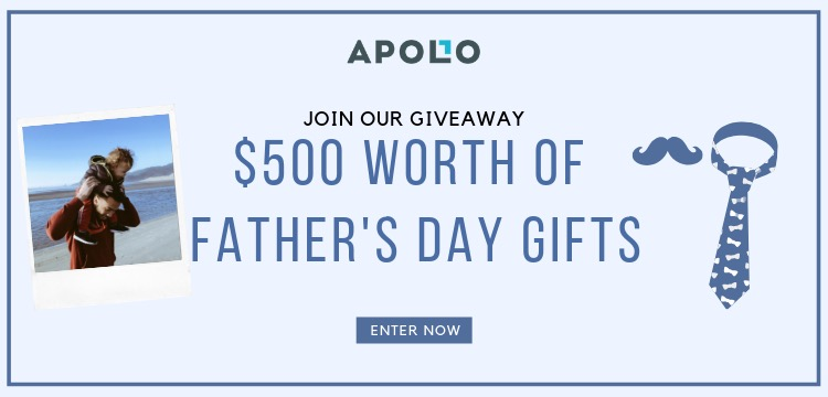 ApolloBox 2019 Giveaway Campaign Banner